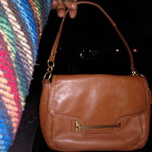 Original coach leather purse